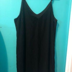 Wild Fable mini black dress